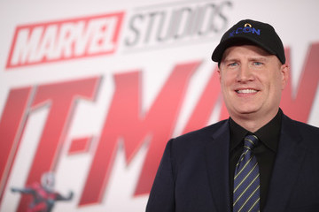 Kevin Feige Premiere Of Disney And Marvel's 'Ant-Man and the Wasp' - Arrivals