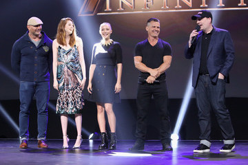 Kevin Feige Disney's D23 EXPO 2017