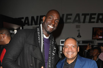 Kevin Garnett Kenny Smith All Star Weekend Party 2019