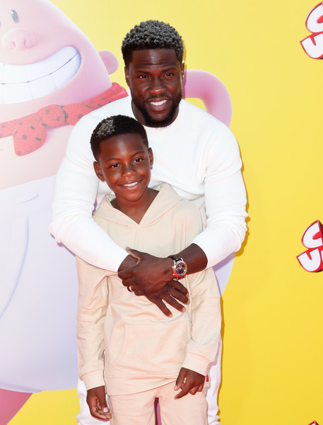 Kevin Hart And Hendrix Hart Photos Photos Premiere Of 20th Century