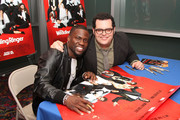 Kevin Hart And Josh Gad Host A Special Screening Of THE WEDDING RINGER At Cal State San Bernadino