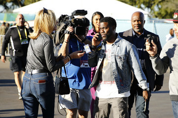 Kevin Hart Super Bowl LIV - San Francisco 49ers v Kansas City Chiefs