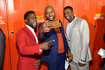"Kevin Hart Premiere Of Universal Pictures' ""Night School"" - Arrivals"