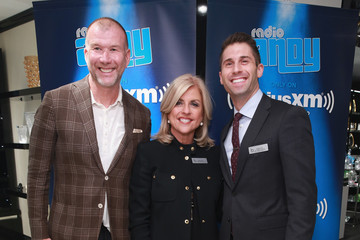 Kevin Harter Bevy Smith Hosts a Radio Special Celebrating the Anniversary of Andy Cohen's SiriusXM Channel