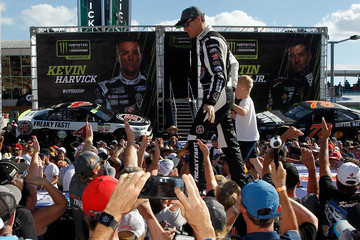Kevin Harvick Monster Energy NASCAR Cup Series Championship Ford EcoBoost 400
