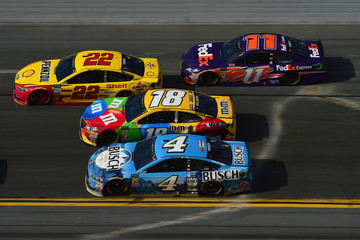 Kevin Harvick Monster Energy NASCAR Cup Series Advance Auto Parts Clash