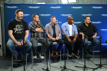 Kevin James Kevin James and the Cast of 'Kevin Can Wait' Talk to SiriusXM's Jim Breuer