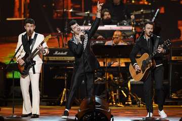 Kevin Jonas MusiCares Person Of The Year Honoring Aerosmith - Inside