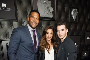 Kevin Jonas JCPenney and Michael Strahan Launch Collection By Michael Strahan