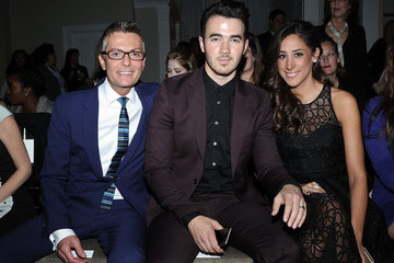 Kevin Jonas Arrivals at Pnina Tornai for Kleinfeld