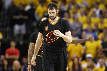 Kevin Love 2017 NBA Finals - Game Five