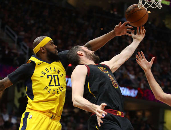 Indiana Pacers vs. Cleveland Cavaliers - Game Five
