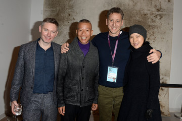 Kevin Macdonald 'Sky Ladder: The Art of Cai Guo-Qiang' After Party - Park City 2016