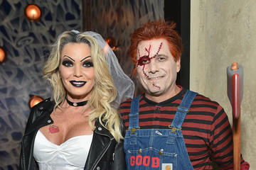 Kevin Mazur Heidi Klum's 17th Annual Halloween Party sponsored by SVEDKA Vodka at Vandal New York - Inside