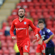 Kevin McBride Morecambe v Dundee - Pre Season Friendly