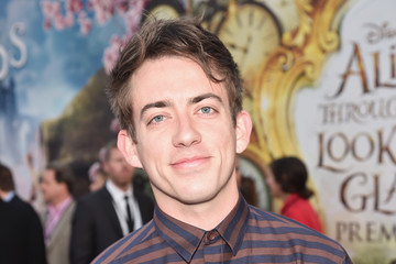 Kevin McHale Disney's 'Alice Through the Looking Glass' Premiere