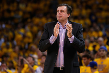 Kevin McHale Houston Rockets v Golden State Warriors - Game Five