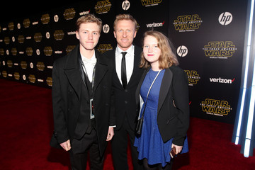 Kevin McKidd Premiere of 'Star Wars: The Force Awakens' - Red Carpet