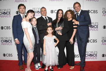 Kevin Nealon People's Choice Awards 2017 - Press Room