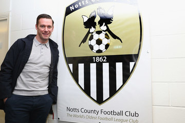 Kevin Nolan Notts County Press Conference