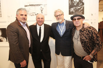 Kevin O'Leary Art Wynwood VIP Preview