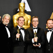 Kevin O'connell 89th Annual Academy Awards - Press Room