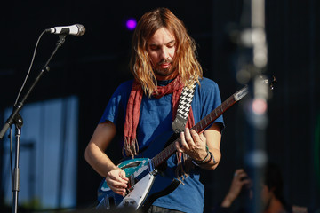 Kevin Parker Celebrities Perform at 2015 Lollapalooza