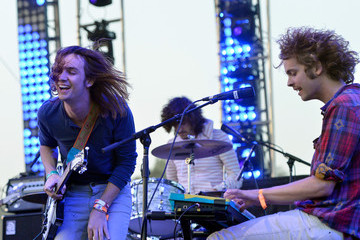 Kevin Parker Jay Watson Coachella Valley Music And Arts Festival: Day 3