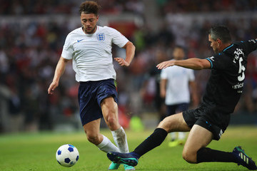 Kevin Pietersen Soccer Aid For UNICEF 2018