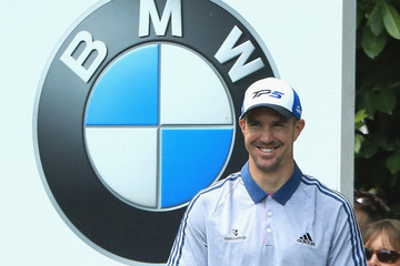 Kevin Pieterson BMW PGA Championship - Previews