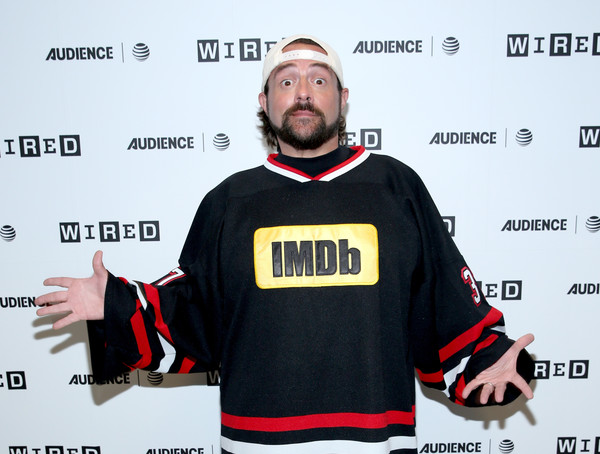 Kevin Smith Photos Photos - 2017 WIRED Cafe at Comic Con ...