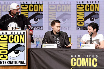 Kevin Smith Comic-Con International 2017 - 'Dirk Gently's Holistic Detective Agency' BBC America Official Panel