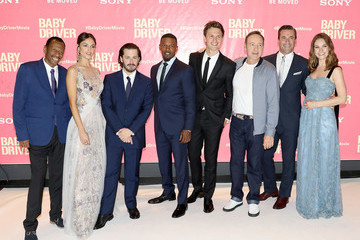 Kevin Spacey European Premiere of Sony Pictures 'Baby Driver'