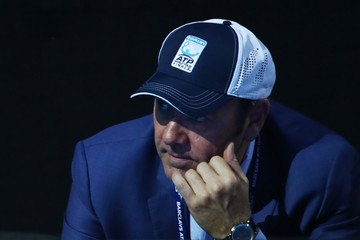 Kevin Spacey Day Eight - Barclays ATP World Tour Finals