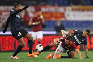 Kevin Strootman AS Roma v FC Internazionale Milano - Serie A