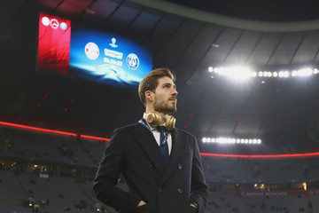 Kevin Trapp Bayern Muenchen v Paris Saint-Germain - UEFA Champions League