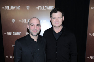 "Kevin Williamson ""The Following"" World Premiere"