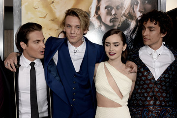 Kevin Zegers Robert Sheehan 'The Mortal Instruments: City of Bones' Premieres in Hollywood — Part 2