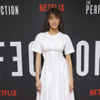 Khadijha Red Thunder Netflix New York Special Screening Of 'The Perfection'