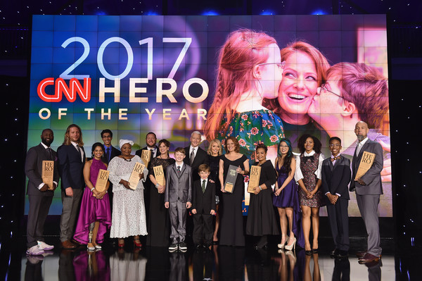CNN Heroes 2017 - Show [cnn heroes 2017 - show,performance,event,musical,fashion,stage,talent show,heater,performing arts,musical theatre,award,cnn heros,anderson cooper,kelly ripa,young wonders,new york city,american museum of natural history,cnn heroes 2017]