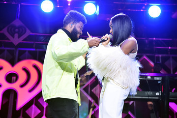Khalid Normani Kordei Hamilton Z100's Jingle Ball 2018 - Show