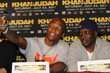 Pernell Whitaker Khan v Judah - Press Conference