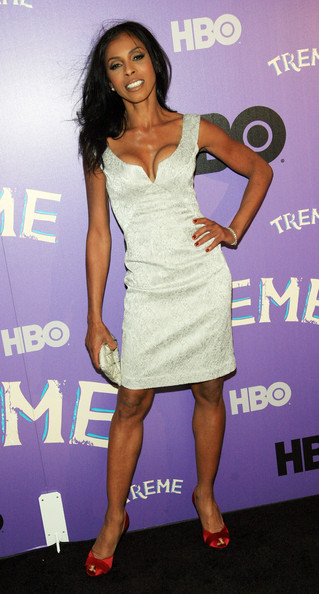 Download this Khandi Alexander Actress Attends The Quot Treme New York picture