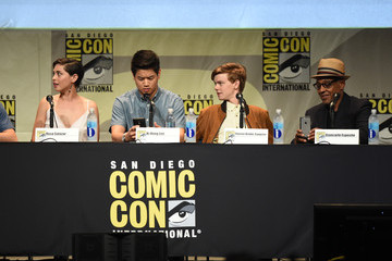 Ki Hong Lee The 20th Century FOX Panel at Comic-Con International 2015