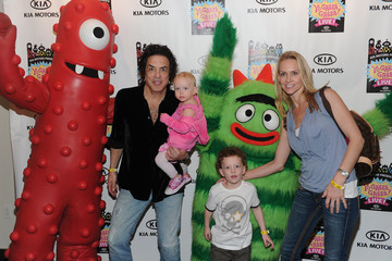 Evan Stanley Kia Presents Yo Gabba Gabba! Live! There's A Party In My City! At NOKIA L.A. LIVE  - Backstage - Day 2