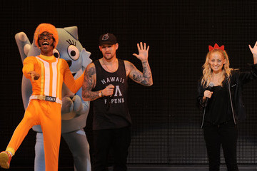 Nicole Richie DJ Lance Kia Presents Yo Gabba Gabba! Live! There's A Party In My City! At NOKIA L.A. LIVE - Show - Day 2