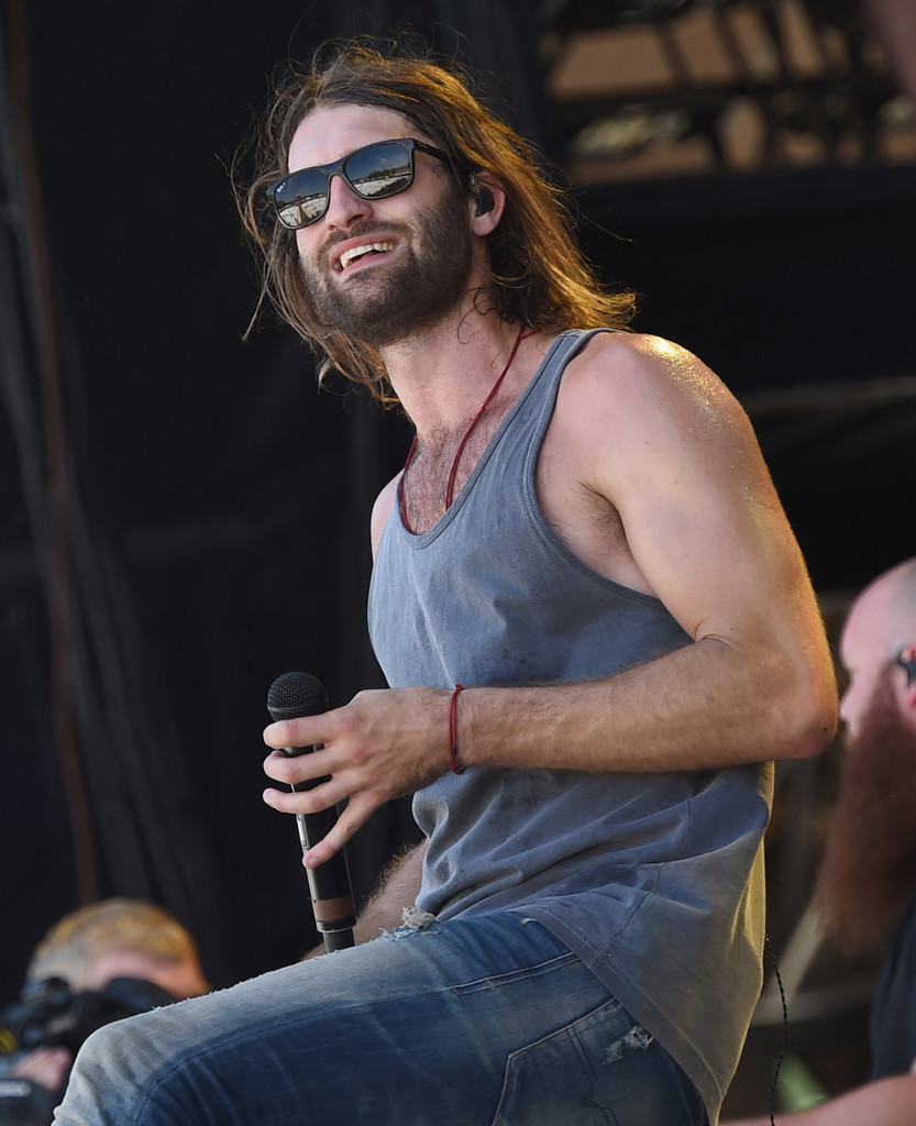Ryan Hurd Photos Photos Kicker Country Stampede