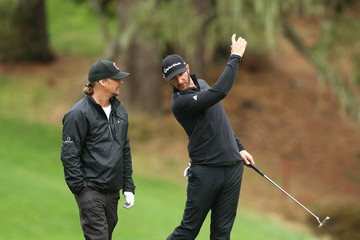 Kid Rock AT&T Pebble Beach National Pro-Am: Round 1