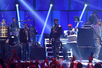 Kidd Kidd 2014 iHeartRadio Music Festival - Night 2 - Show