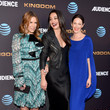 Kiele Sanchez Premiere Screening For DirecTV's 'Kingdom' - Red Carpet